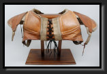 Antique Football Shoulder Pads